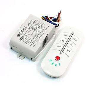 Remote wall switch ebay remote control wall light switch aloadofball Images