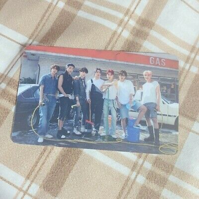 BTS BUTTER Ful Night Fan Event Lucky Draw Official Photocard - Group Rare