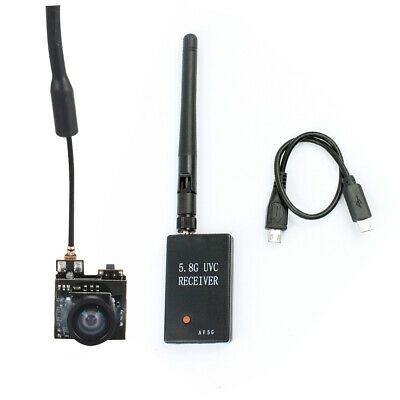 JMT 5.8G 800TVL FPV AIO Micro Camera Integrat 25MW 40CH VTX For Phone FPV Drone