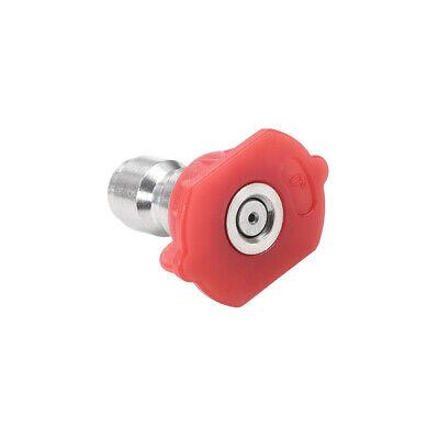 Pressure Washer Spray Nozzle Tips 14 0 Degree 1.2mm Orifice Diameter
