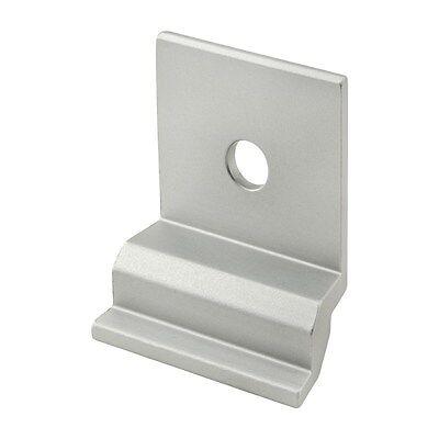 8020 Inc Aluminum 38.1mm Roll-in Panel Mount Bracket 40 Series 40-2488 N