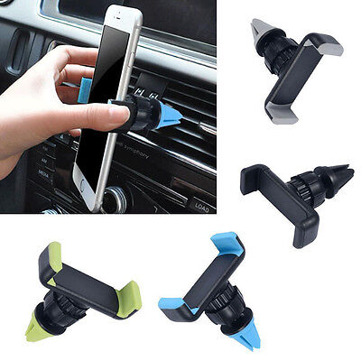 360° Universal Rotating Car Air Vent Mount Cradle Holder for Mobile Phone GPS Car Mount Air Vent Gps