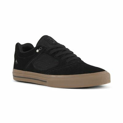 Emerica Reynolds 3 G6 Vulc Shoes - Black / Gum (Emerica Reynolds 3)