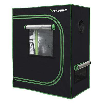 "VIVOSUN 30""x18""x36"" Mylar Hydroponic Grow Tent Room Box for Indoor Plant Growing"
