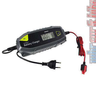 Used, ProUser IBC4000 6V 12V Mikroprozessor Intelligentes Batterieladegerät 1,2-120Ah for sale  Shipping to South Africa