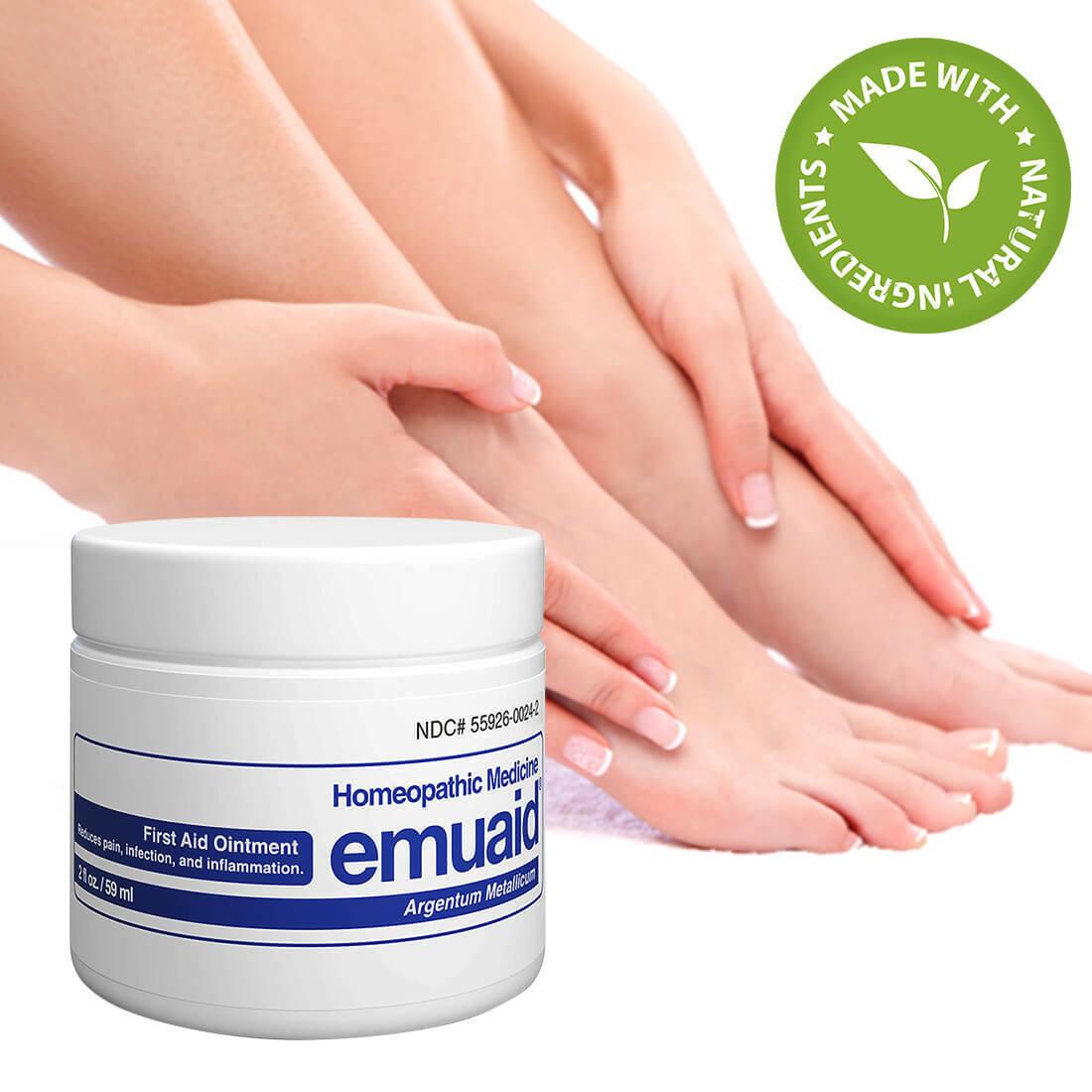 Antifungal Eczema Cream, Regular Strength Treatment for Athl