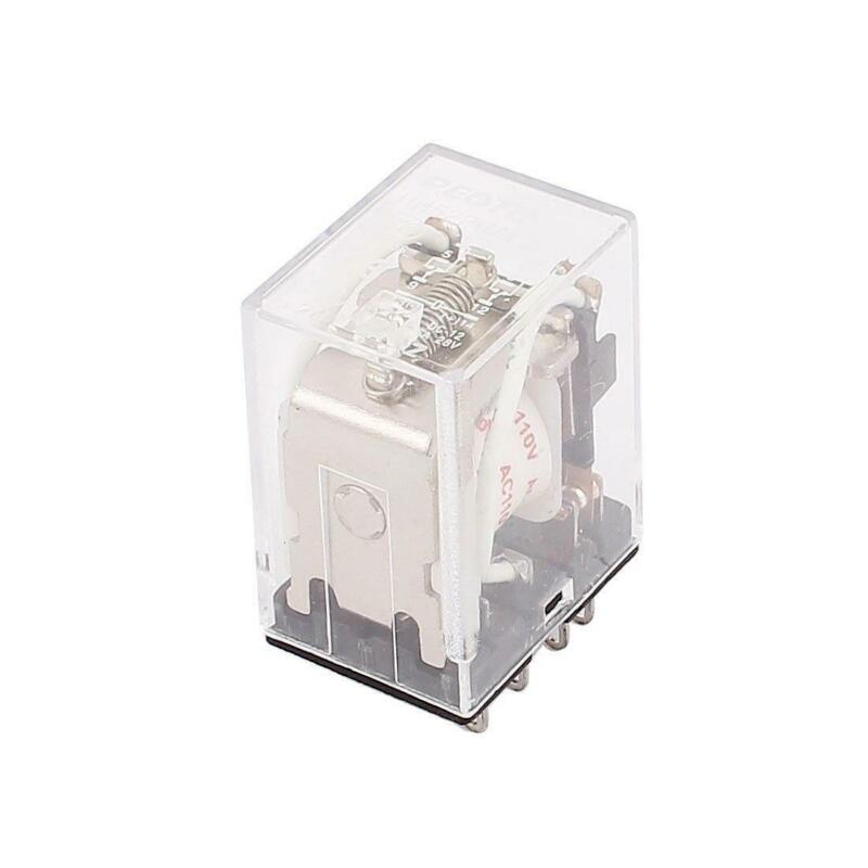 HH52P-L AC110V, Fuji Electric Co., 2P Relay Ac110V Hh52P-Lac110