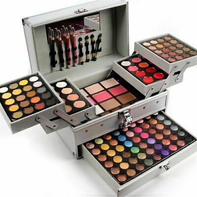 Make Up Kits (Makeup Set Contouring Kit Professional Make Up Case Cosmetics Women Portable)