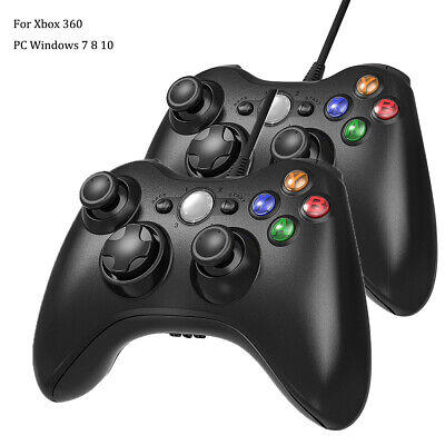 USB Wired Game Pad Controller Joypad for Microsoft Xbox 360 & Windows PC