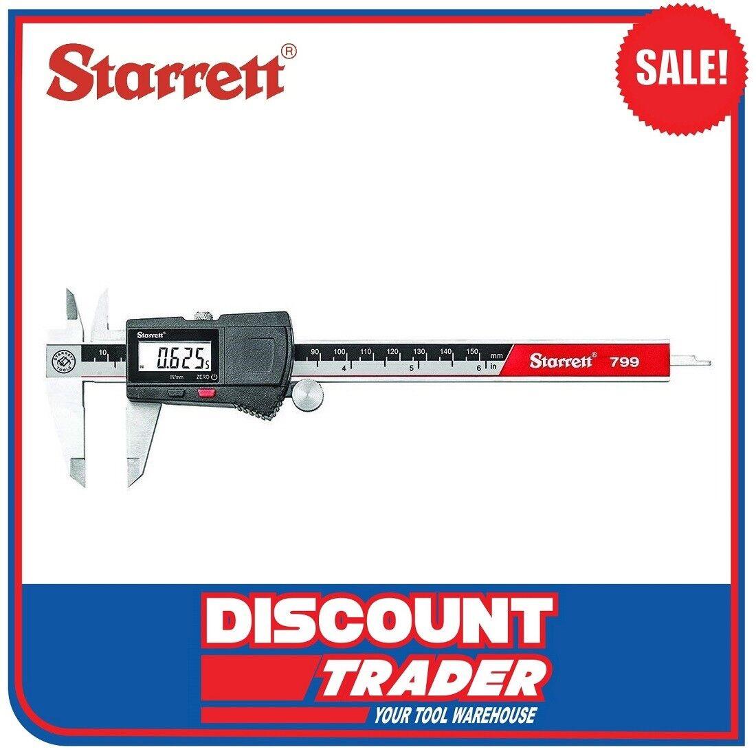 Starrett 799A 0-8-inch 0-200mm Digital Caliper