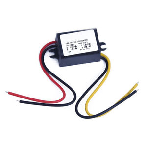12v to 6v dc buck converter step down module power supply voltage