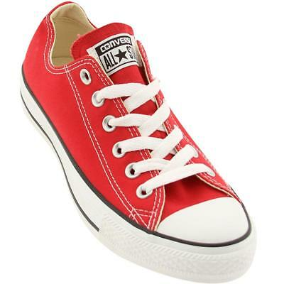 $69.99 Converse Men Chuck Taylor All Star Low Ox (red) M9696
