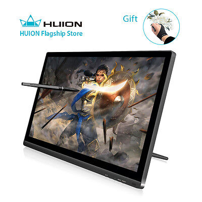 Huion KAMVAS GT-191 8192 Levels Pen Display Monitor Graphics Drawing Tablet 19''