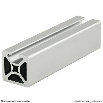 8020 Inc 10 Series 1 X 1 Smooth Single Slot Alum Extrusion 1001-s X 72 Long N