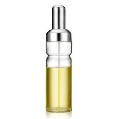 Olive Oil Sprayer Misting Bottle Glass Stainless Steel Olive Oil Mister Bottle