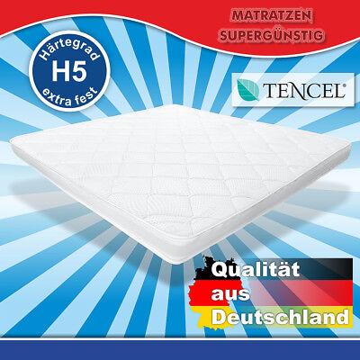 """Kaltschaum Topper 180x200cm Luxus Matratzenauflage """"Tokio"""" 12cm hoch Härte H5"""