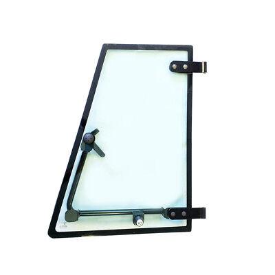 Jlg 11001150233 1001202925 - New Jlg Skytrak Cab Door Window W Bumpers