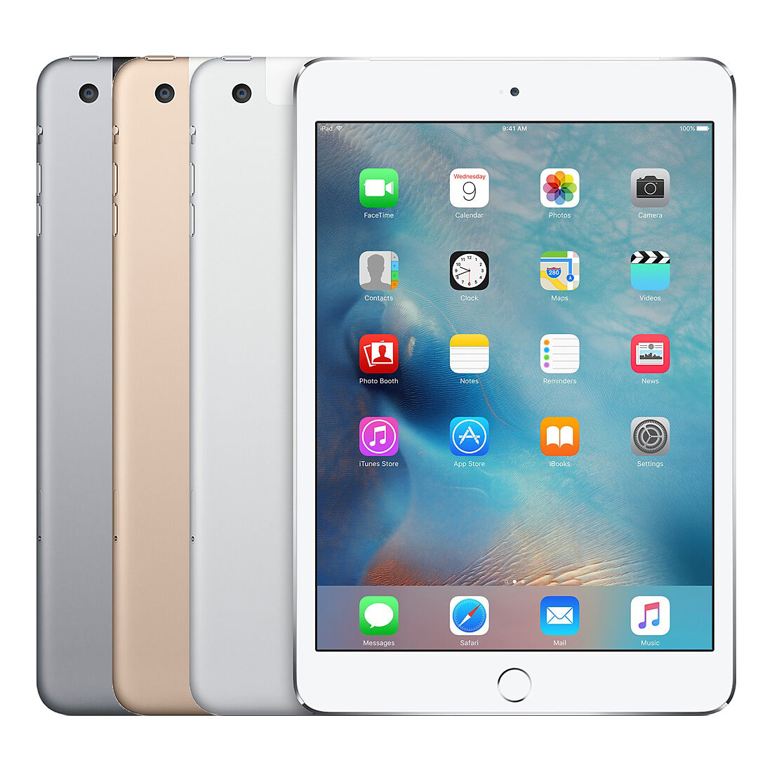 Apple iPad Mini 3 64GB iOS WiFi Verizon GSM Unlocked 3rd Generation Tablet