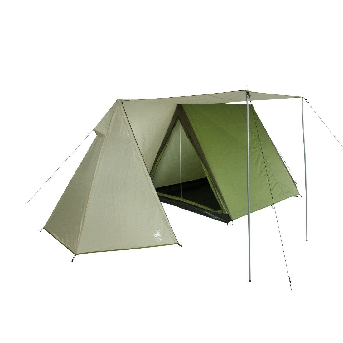 10T Camping-Zelt Mungaroo, 3 Personen Firstzelt, Famili… | 04260181765167