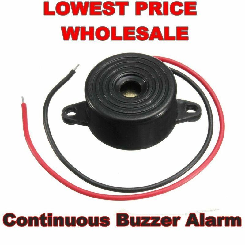 1pc Piezo Electronic Buzzer Alarm 3-24VDC 12V Continuous Beep Arduino Hot