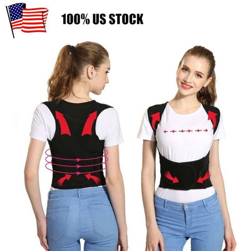 Adjustable Posture Corrector Back Support Shoulder Back Brac