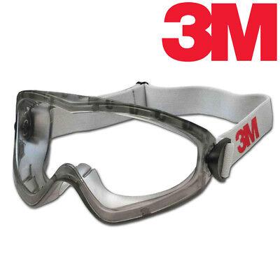 3M™ 2890 Schutzbrille Arbeitsschutzbrille Sicherheitsbrille Korbbrille