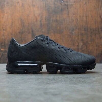 c654a2a589c Nike Air VaporMax LTR size 10.5. Triple Black Leather. AJ8287-001. flyknit