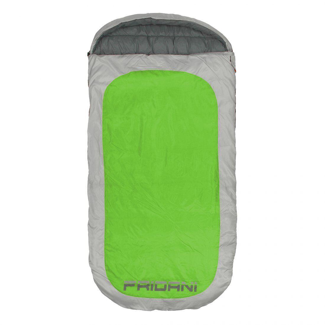 Fridani PG 220S XXL Camping Schlafsack -18°C Ei Deckenschlafsack 220x110cm 2400g