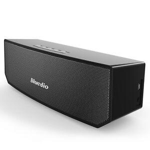 Bluedio BS-3(Camel) Bluetooth 4.1 Lautsprecher Wireless 3D Lautsprecher,schwarz