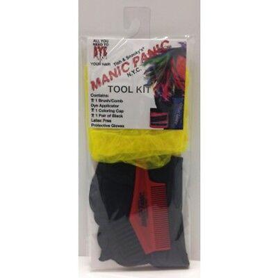 Hair Dye Tool Kit Manic Panic Applicator Brush Comb Coloring