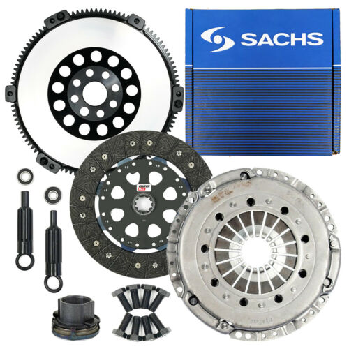 SACHS STAGE 1 PERFORMANCE CLUTCH KIT+FLYWHEEL BMW M3 Z3 M COUPE ROADSTER S50 S52