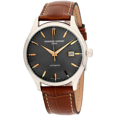 Frederique Constant Automatic Movement Black Dial Men's Watch FC303LGR5B26