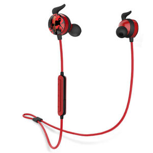 Bluedio-AI-Bluetooth-4-2-Wireless-Stereo-Earphones-Sports-Headset-In-Ear-Red