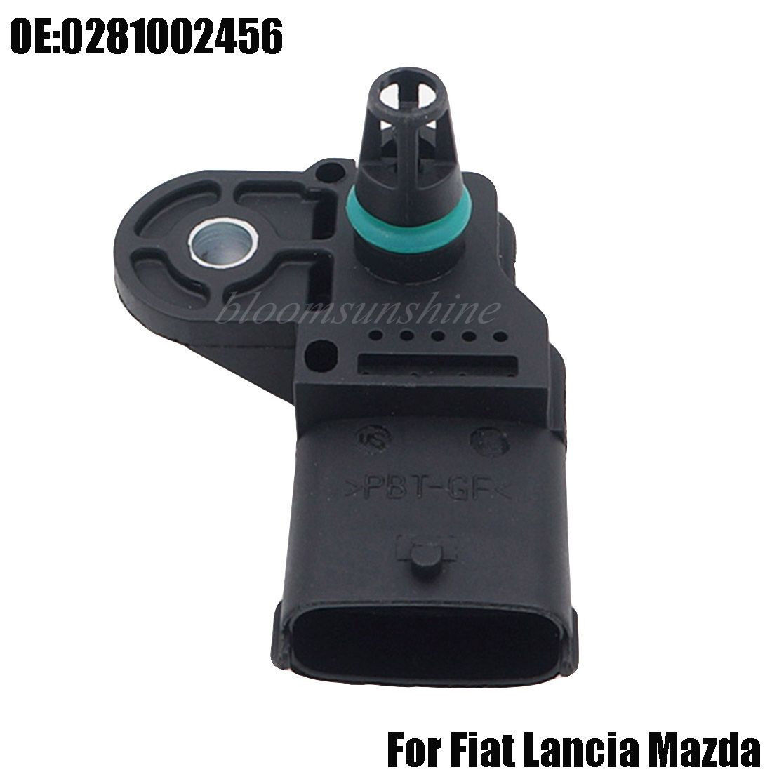 BOSCH Intake Manifold Pressure Sensor MAP Fits ALFA ROMEO FIAT 0.9-1.4L 2000