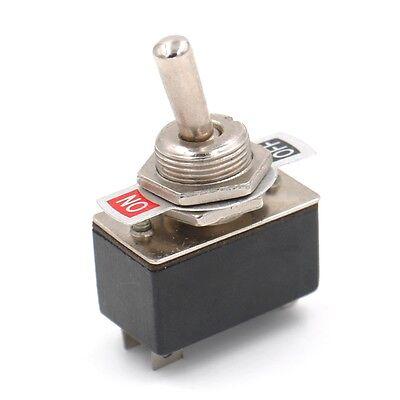 Toggle Switch Onoff 2 Position Ac 250v2a 125v4a Spst 2 Pins 3 Pcs