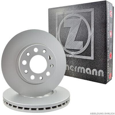 Zimmermann Bremsscheiben Satz Mercedes SL R230 350 500 245-388 PS Vorne