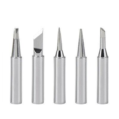 Weller Soldering Iron Tips Iron Tips Repair Tool Copper 5pcs Wp30 Sp40l