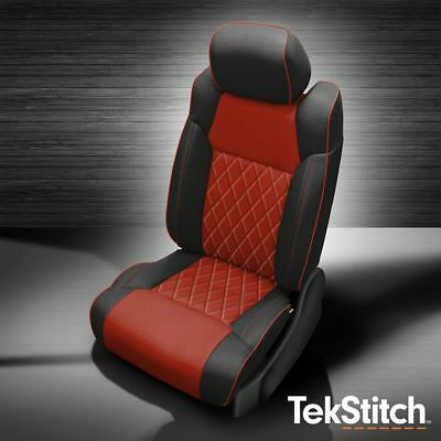 CUSTOM LEATHER UPHOLSTERY FOR 2014-18 TOYOTA TUNDRA DOUBLECAB OR CREWMAX