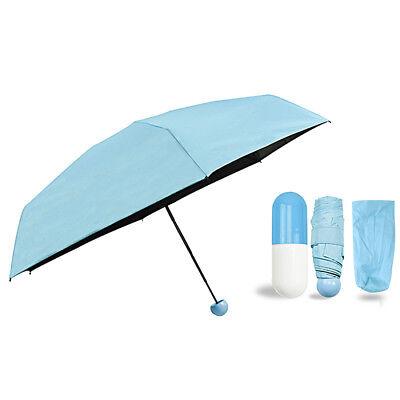 Small Umbrellas (Mini Compact Umbrella Small Folding Umbrella UV Protection Travel)