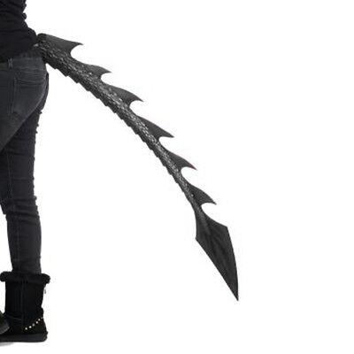 n Devil Biest Geformt Cosplay Erwachsene Kostüm Zubehör 38 (Demon Drachen)