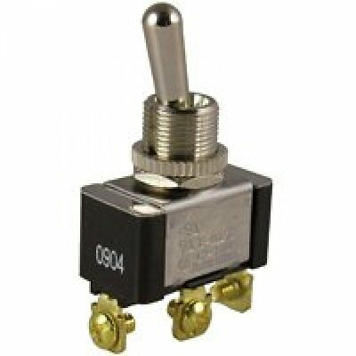 Gb Gardner Gsw-12 On-on 20 Amp Single Pole Double Throw Toggle Switch 6433189