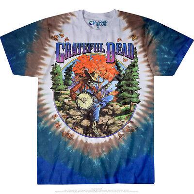 - Grateful Dead Banjo S, M, L, XL, 2XL Tie Dye T-Shirt