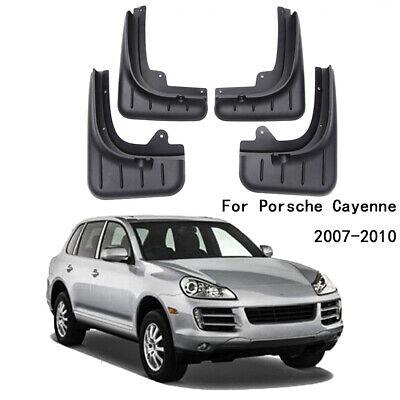 4x Splash Guards Mud Flaps Fender For Volkswagen Touareg 2007-2010 Sport Utility