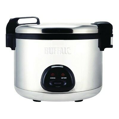 Buffalo Large Rice Cooker 9Ltr EBCK698-B