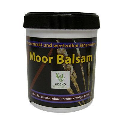 1 x Moor Balsam abeko Moor-Extrakten ätherischen Öl Massage Balsam Salbe Creme