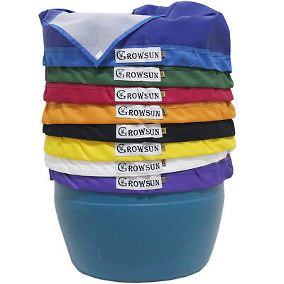 5 gallon 8 bags Herbal Ice Bubble Hash Bag Extractor Kit