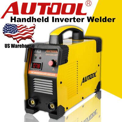 Autool 110v Handheld Arc Inverter Mini Welder Igbt 20-160a Welding Machine