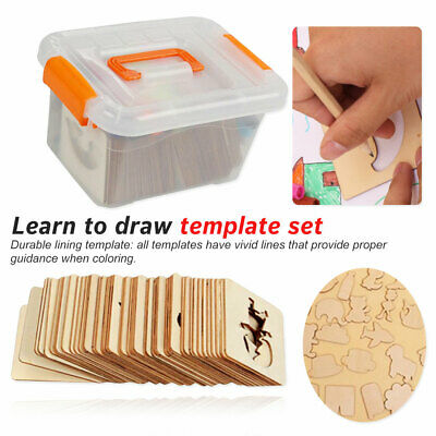 1 Set Baby Toys Learning Drawing Coloring Board Children Creative Doodle Toys