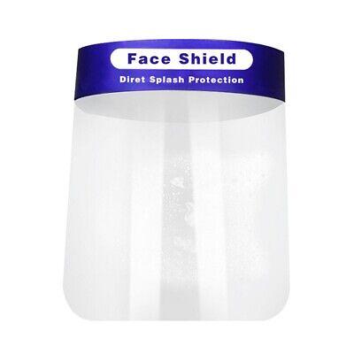 Gesichtsschutz Face Shield Schutzvisier Spuckschutz klappbar leicht durchsichtig