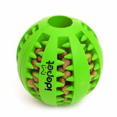 Idepet Cane Giocattolo Palla, Non tossico Giocattolo morso Resistente Palla per